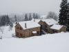 forte neige en Janvier 2015