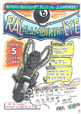 Rallye des Alambikers